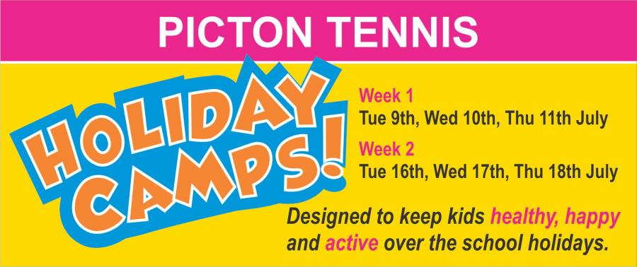 School Holiday Camps - July 2019